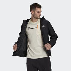 Куртка BSC 3-Stripes RAIN.RDY adidas Performance