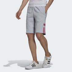 Шорты Adicolor 3D Trefoil Ombré adidas Originals