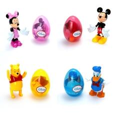 Набор игрушек-трансформеров Disney Микки, Минни, Винни Пух и Дональд Дак, 4 шт.