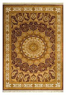 Ковер коллекции «Esmeralda» 2M022-RUS-GLD 120 х 160 см 28646 Kover.Ru