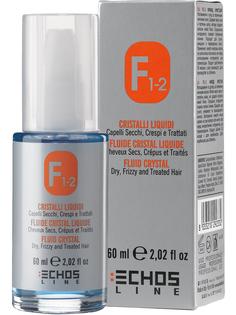 Флюид Echos Line, кристалл для секущихся кончиков F1-2 60 мл