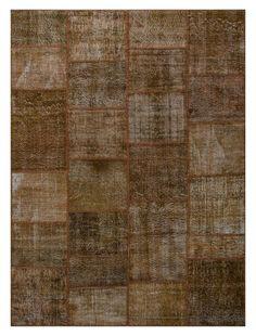 Ковер коллекции «Patchwork Rug» 18-10395-DBRN 205 х 300 см 55288 Kover.Ru