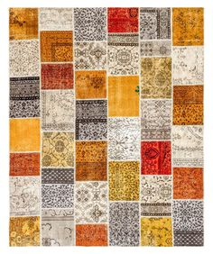 Ковер коллекции «Patchwork Rug» APRICOT 253 х 300 см 58991 Kover.Ru