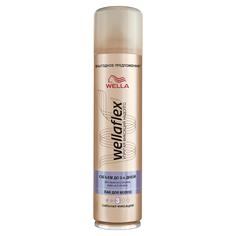 Лак для волос Wella Wellaflex Объем до 2 дней 400 мл