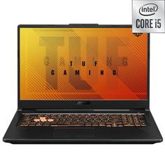 Игровой ноутбук ASUS FX706LI-H7036T Black (90NR03S2-M00960)