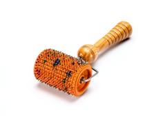 Аппликатор массажер Ляпко Валик Универсальный М шаг игл 3,5 мм 51х72 мм оранжевый