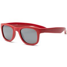 Детские солнцезащитные очки Real Kids серия Серф 0+ красные
