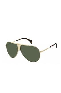 Солнцезащитные очки мужские THF-201569CGS66QT черные Tommy Hilfiger