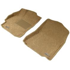 Коврик салона Sotra st 74-00005f текстильный toyota camry new 2011- с бортиком бежевые