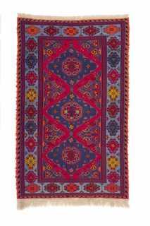 Антикварный Дагестанский Ковер ручной работы Orazbai Collection Сумах №8