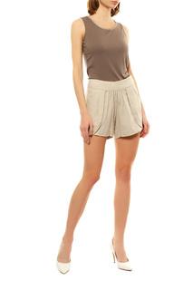 Блуза женская Armani Jeans 6X5M59 5Jjpz бежевая 38-XS