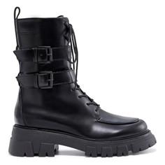 Ботинки женские Ash LARS черные 35 RU