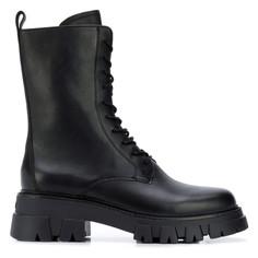 Ботинки женские Ash LIAM черные 39 RU
