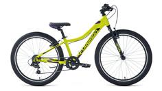 """Велосипед Forward Twister 24 1.2 2021 12"""" зеленый/фиолетовый"""