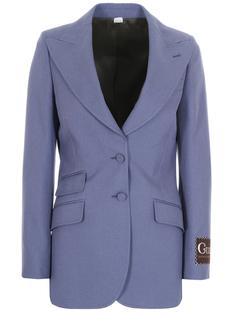 Пиджак однотонный Gucci