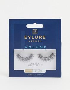 Накладные ресницы Eylure Volume №103-Черный цвет