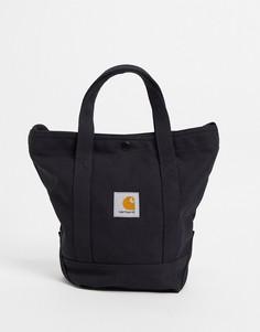 Черная маленькая сумка-тоут Carhartt WIP-Черный цвет