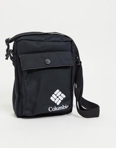 Черная сумка через плечо Columbia Zigzag-Черный