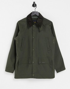 Шалфейно-зеленая куртка Barbour Bodell-Зеленый цвет