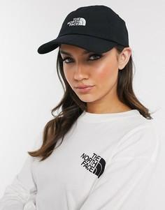 Черная кепка The North Face Norm-Черный