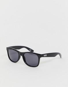 Черные солнцезащитные очки Vans Spicoli 4-Черный цвет