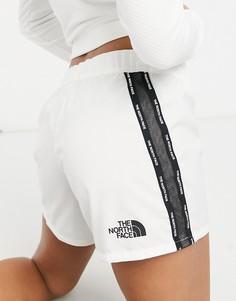 Белые шорты The North Face Mountain Athletic-Белый