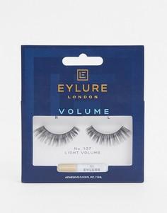 Накладные ресницы Eylure Volume №107-Черный цвет