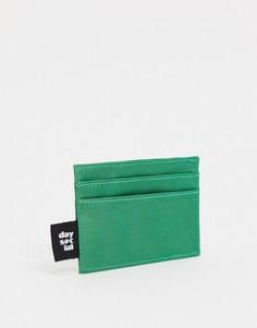Зеленая нейлоновая кредитница ASOS Daysocial-Зеленый