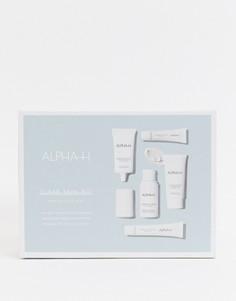 Набор средств с салицилловой кислотой ALPHA-H - Clear Skin Starter Kit-Бесцветный