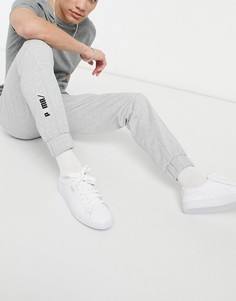 Серые спортивные штаны Puma RAD/CAL-Серый