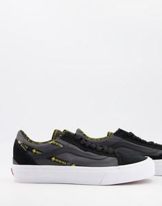 Черные кроссовки Vans Old Skool Gore-Tex-Черный цвет