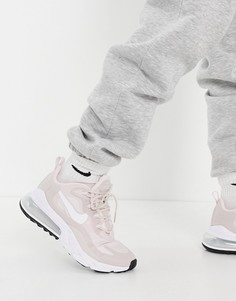 Розовые кроссовки Nike Air Max 270 React-Розовый цвет