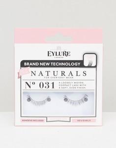 Накладные ресницы Eylure Naturals - No. 31-Черный