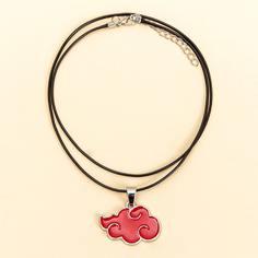 Ожерелье с красным облаком Shein