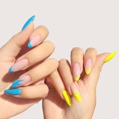24шт Минималистские накладные ногти и 1шт пилочка для ногтей и 1 лист лента Shein