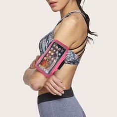 1шт спортивная сумка для телефона на руку Shein