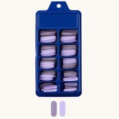 100шт накладные ногти разных цветов Shein