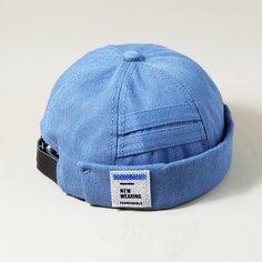 Мужская шляпа с текстовой заплатой Shein