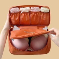 1шт дорожная сумка для хранения случайного цвета Shein