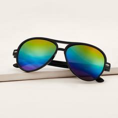Детские градиентные солнечные очки Shein