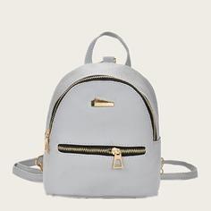 Рюкзак с молнией Shein