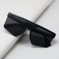 Мужские солнцезащитные очки с тонированными линзами Shein