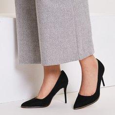 Минималистичные туфли на каблуке Shein