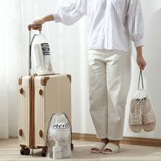 Дорожная сумка для хранения на кулиске 5шт Shein