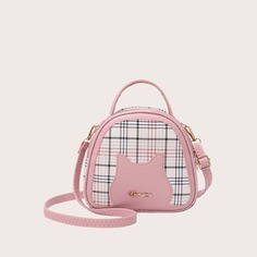 Клетка Детские сумки на плечо и сумки-тоут Shein