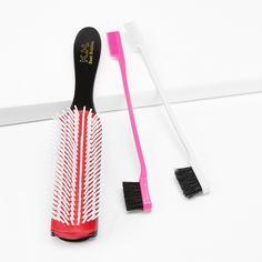 Профессиональная расческа для волос 3 шт Shein