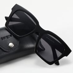 Квадрат Мужские солнечные очки Shein