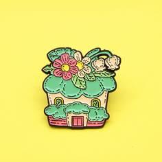 Детская брошь в форме цветка Shein