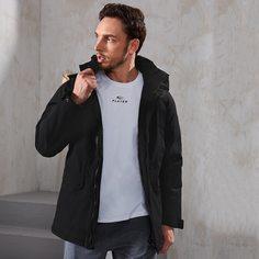 Спортивный Мужские Спортивные Куртки Shein