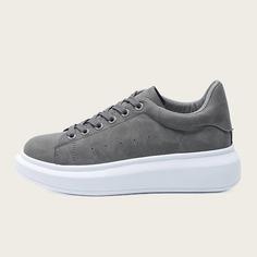 Минималистичные туфли на платформе Shein